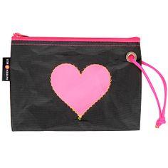 Pink Heart Wristlet from Hayden Reis on OpenSky