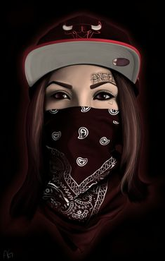 Gangster girl Swag