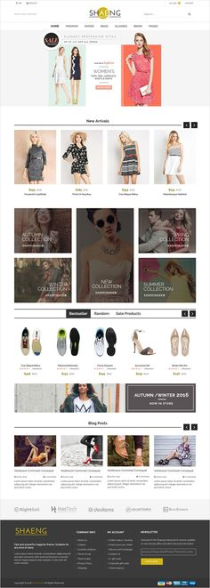 Shaeng is beautifully design premium #bootstrap template for stunning #fashion #store eCommerce website with 5 multipurpose homepage layouts download now➩ https://themeforest.net/item/shaeng-ecommerce-fashion-template-/15603865?ref=Datasata