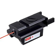 Compact Size Tactical Red Laser Sight Scope Hunting Optics For Pistol Gun Rifle Picatinny Rail Mount 1 Piece -- Find out more about the great product at the image link.