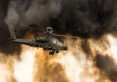 HELICOPTER AT WADDINGTON AIR  http://remixwallpaper.com/Aircrafts