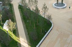 Hard Turm Park, Zürich | vetschpartner Landschaftsarchitekten AG