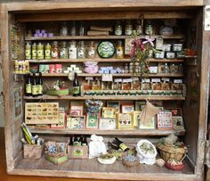 Herbs and Things inside