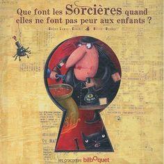 """Céline Lamour-Crochet: Thème """"sorcières"""""""