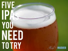 5 IPAs You NEED to Try are up on Mixed and Mashed in honor of National IPA Day.  Some are obvious and some are lesser known.  Share your favorites with us in the comments on the blog and let us know what we are missing!