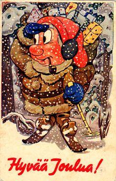 "HANS BJÖRKLIND ""UKKO"" - 106951943635258866150 - Picasa-verkkoalbumit Album, Winter, Picasa, Winter Time, Card Book"