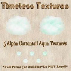 5 Alpha Cottontail Aqua Timeless Textures d8c2b65bd