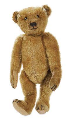 Teddy Bear by Steiff, c 1920