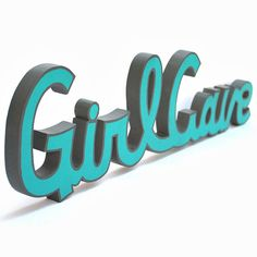 Pick Your ColorsGirlCave Room Sign by SpareTimeWoodDesigns on Etsy