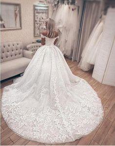 Stunning Wedding Dresses, New Wedding Dresses, Event Dresses, Cheap Wedding Dress, Bridal Dresses, Gown Wedding, Lace Ball Gowns, Princess Ball Gowns, Custom Dresses