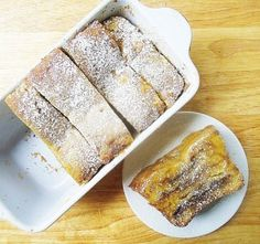 French Toast Loaf - The Pioneer Woman