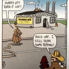 Wacky Wednesday: Popcorn Factory