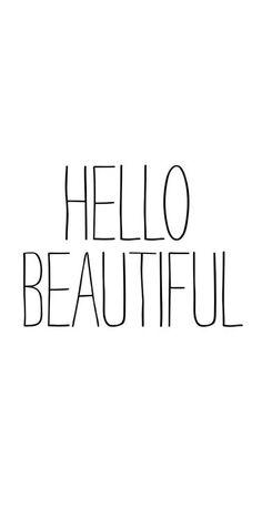 Hello beautiful. #FindYourYes #Kohls