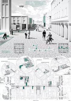建筑学学生如何制作作品集? - 知乎