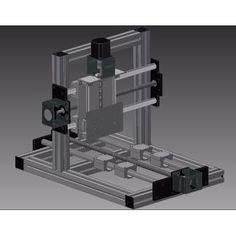 Kit Router Cnc - 590x400x320 - Toda Em Aluminio E Aço - R$ 2.850,00 no MercadoLivre