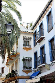 - Málaga.  Spain, true beauty. I hope to travel there someday!!!!