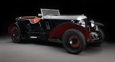 1931 Bentley 4 12 Litre Supercharged