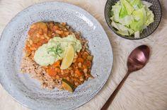 bohnen gemuese eintopf #eintopf #winter #herbst #beans #avocado #rice #veggie #vegan #recipe #rezept #clean #amigaprincess