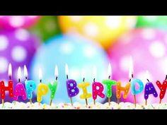 Veľa šťastia zdravia Happy Birthday Full HD - YouTube Happy Birthday Hd, Best Happy Birthday Quotes, Happy Birthday Cupcakes, Happy Birthday Wallpaper, Happy Birthday Candles, Happy Birthday Pictures, Happy Birthday Balloons, Happy Birthday Greetings, Free Birthday
