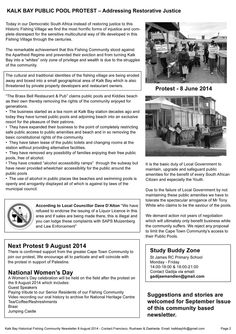 August 2014 Newsletter page 2