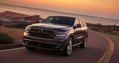 2015 Dodge Durango. Best-in-Class V6 and V8 fuel efficiency+. Plus it delivers Best-in-Class highway driving range+.
