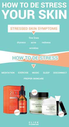 WISHTREND GLAM - http://www.wishtrendglam.com/how-to-de-stress-your-skin/