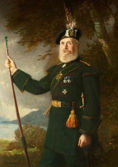 Portrait of William Allan Jamieson by Thomas Martine Ronaldson (British, 1881-1942)
