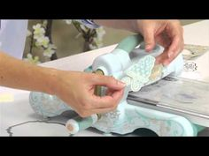 Sizzix Framlits: A Cardmaking Tutorial with Stephanie Barnard - YouTube