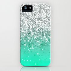 Glitteresques+XXXV+iPhone+&+iPod+Case+by+Rain+Carnival+-+$35.00