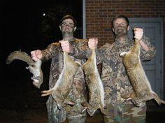 Rabbit hunting! via http://www.365downandout.com/