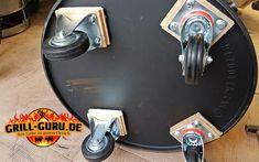 Ugly Drum Smoker - selber bauen - grill-guru.de Uds Smoker, Ugly Drum Smoker, Dutch Oven, Videos, Drums, Grilling, Bbc, Charcoal, Food