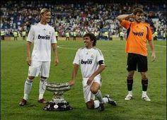 Guti, Raul e Iker