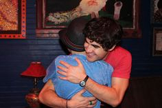 This story made me absolutely cry. Darren seems like such a sweet and kind person to meet.