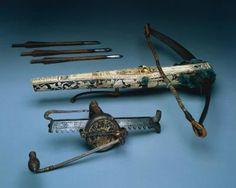 Germany, 16th-17th century Crossbow Bolt 16th-17th century