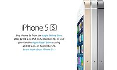US carriers signal launch iPhone 5s inventory will be 'grotesquely' low
