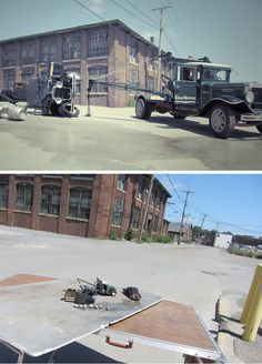 Forced Perspectives & Model Cars – Impressive project by Michael Paul Smith