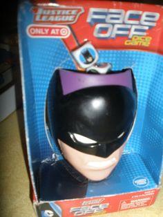 Batman joker face off justice league dice game FREE SHIPPING!