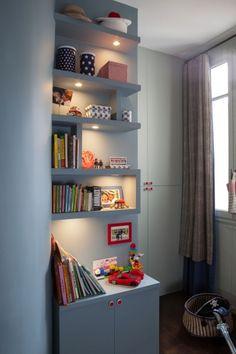 75m² - Paris 9e aménagé et décoré par la décoratrice d'intérieur Vanessa Faivre