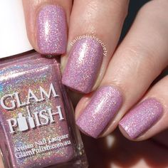 Nail Polish Society>> Glam Polish The King (Partial) Collection Swatches And Review