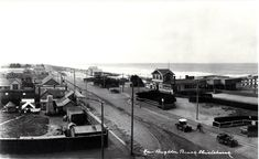 New Brighton panorama  1920s
