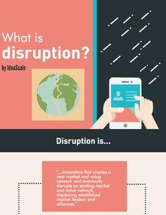 Infographic: Disruptive Innovation