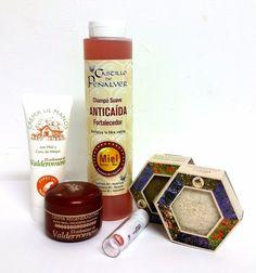 Lote de #cosmética natural de productos de la abeja.  En www.laorzaiberica.com