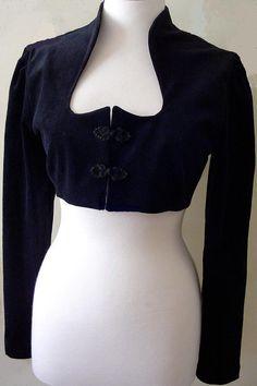 Ladies Regency Spencer jacket / Jane Austen spencer jacket Custom made