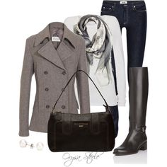 """Classic Girl"" by orysa on Polyvore"