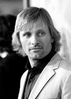 Viggo Mortensen....Hard Core One World Progressive.