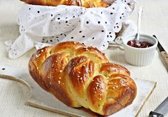 Versatile Vegetarian Kitchen: Anise Braid / Anise Bread