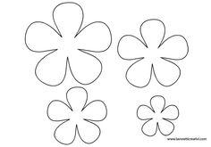 sagome fiori - Cerca con Google