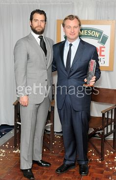 Christopher Nolan winner of the...