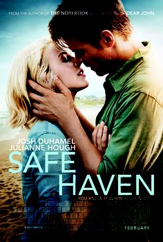 When a young woman arrives in a small North Carolina town, her reluctance to join the tight knit community raises questions about her past.  Stars Julianne Hough, Josh Duhamel. Safe Haven is now available on GCI On Demand, Channel 777.