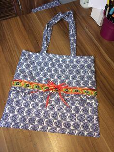 Eko Bag Sewing Handmade Homemade Shopping bag Love my earth Shopping Bag, Diaper Bag, Earth, Homemade, Sewing, My Love, Bags, Fashion, Handbags